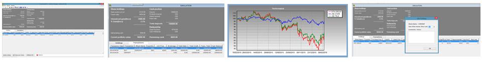 ShareFriend - Stock Market Simulation
